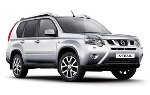 Nissan X-Trail T31R RUS MAKE внедорожник